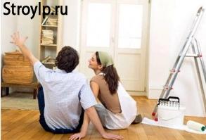 Ремонт квартиры. Главные ошибки при различных ремонтных работах.