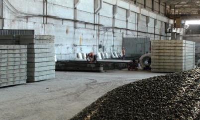 Стационарное производство железобетонных изделий