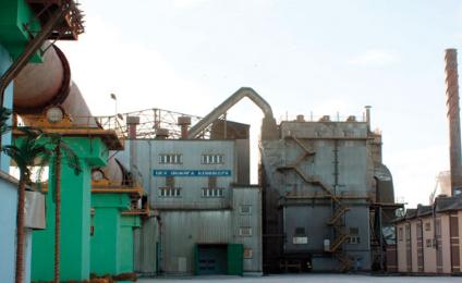 Технологическая схема производства цемента сухим способом