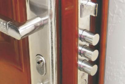 Двери, стальная безопасность