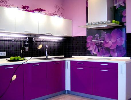 Кухни - дизайнерское решение
