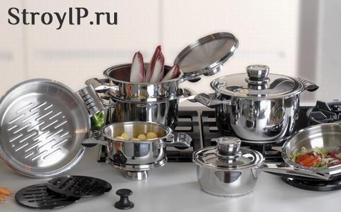 Удачный выбор кухонной посуды