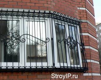 Решетки на окна – есть ли альтернатива