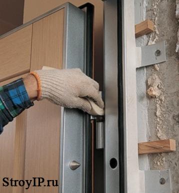 Об отделке межкомнатных дверей