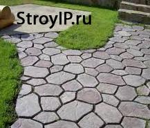 Тротуарная плитка и искусственный камень в общественных местах - все плюсы и минусы