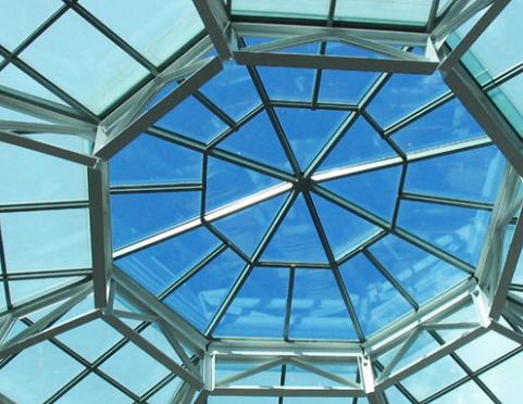 Наша крыша - небо голубое