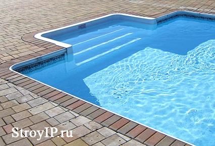 Строим бетонный бассейн
