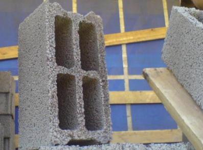 Легковесный неавтоклавный ячеистый бетон