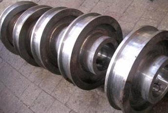 Производство стальных колёс