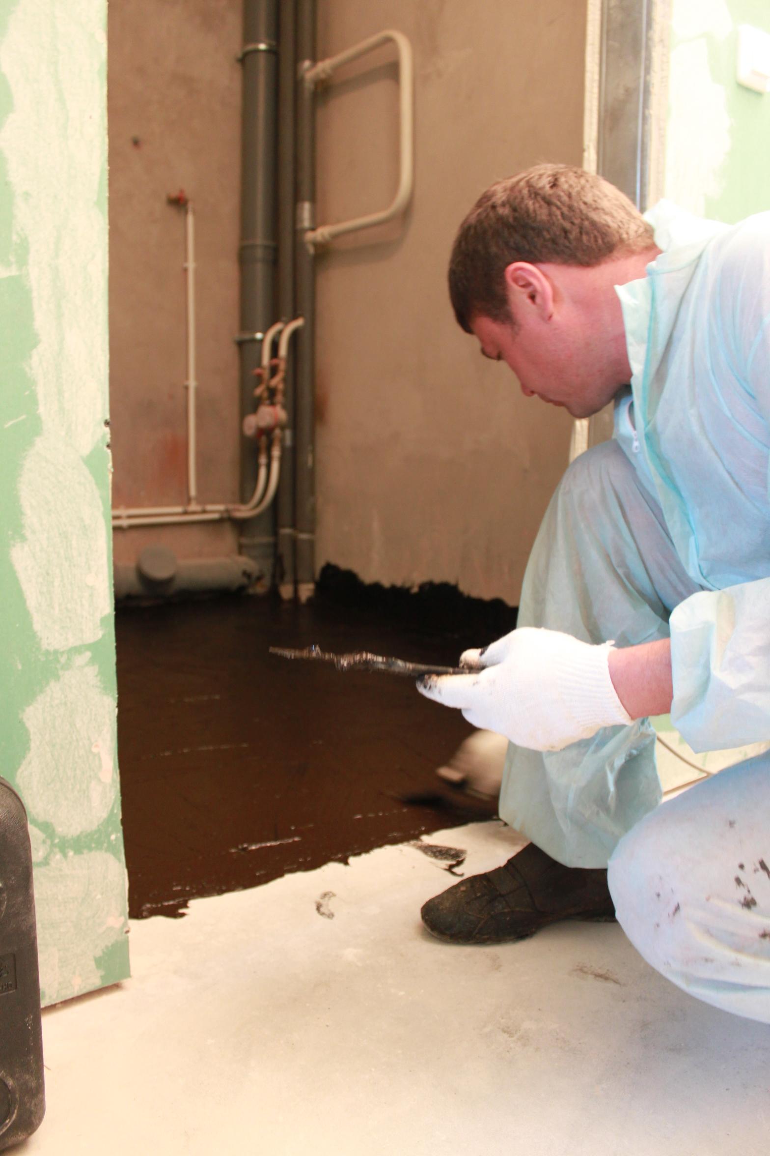 Гидроизолом ремонт смета на кровли