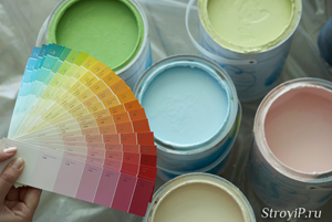 Краска Тиккурила - Мир промышленных красок