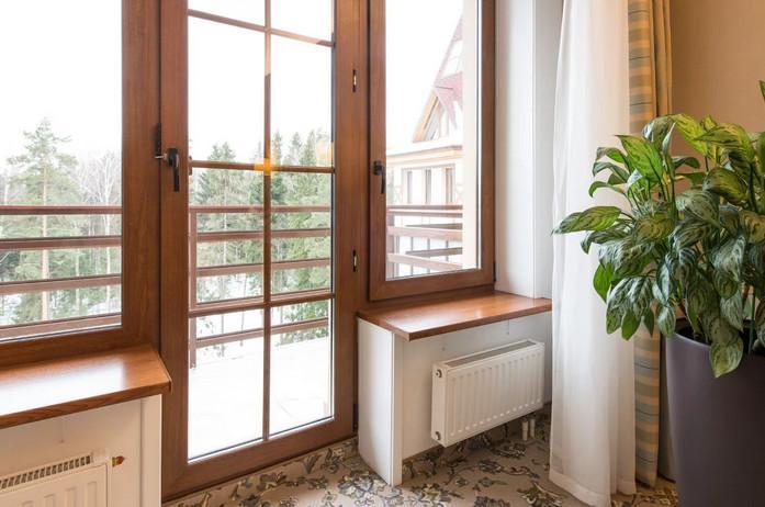Окна ПВХ и металлопластиковые двери