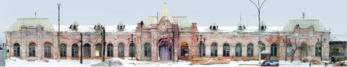 Первый вокзал г.Екатеринбурга