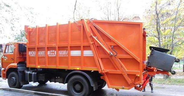 Вывоз твёрдых отходов